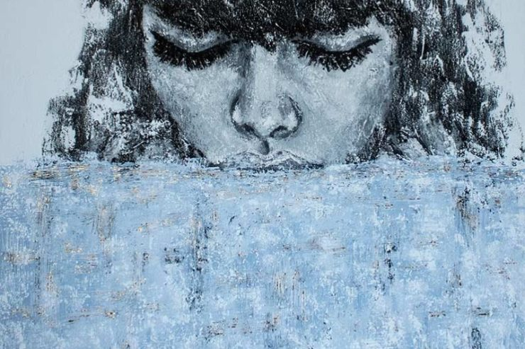 it's cold outside III 80x100